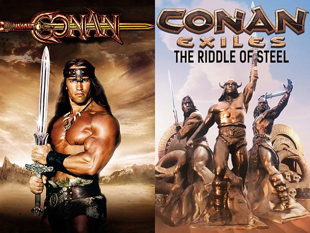 Conan - both posters_620