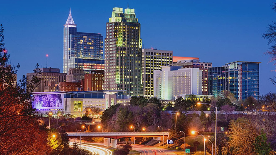 Locations raleigh
